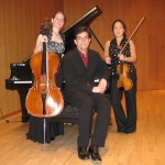 trio concert photo university of minnesota, minneapolis
